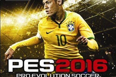 Pes 2016 Poster