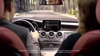 Screenshot aus Mercedes-Benz C Klasse Werbung