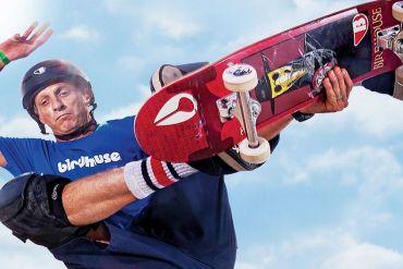 Bild aus dem Videospiel Tony Hawks Pro Skater 5