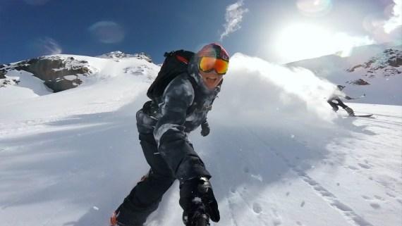 Screenshot aus GoPro Hero 4 Werbung