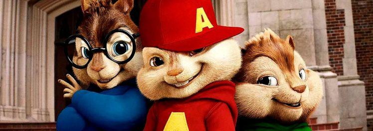 """Filmposter """"Alvin und die Chipmunks Road Chip"""""""