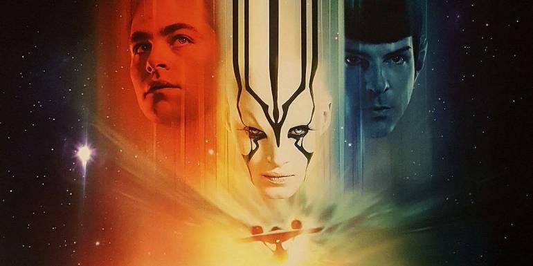 Filmposter Star Trek Beyond