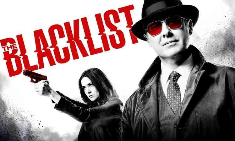 "Serien-Poster ""The Blacklist"""