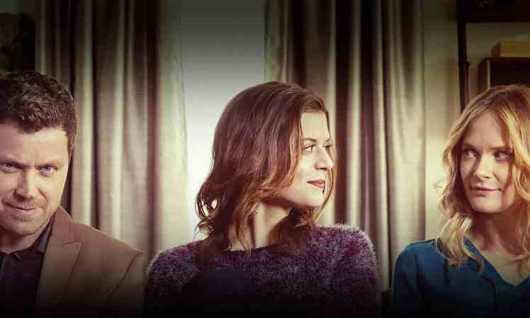 """Serien-Poster """"You Me Her"""""""