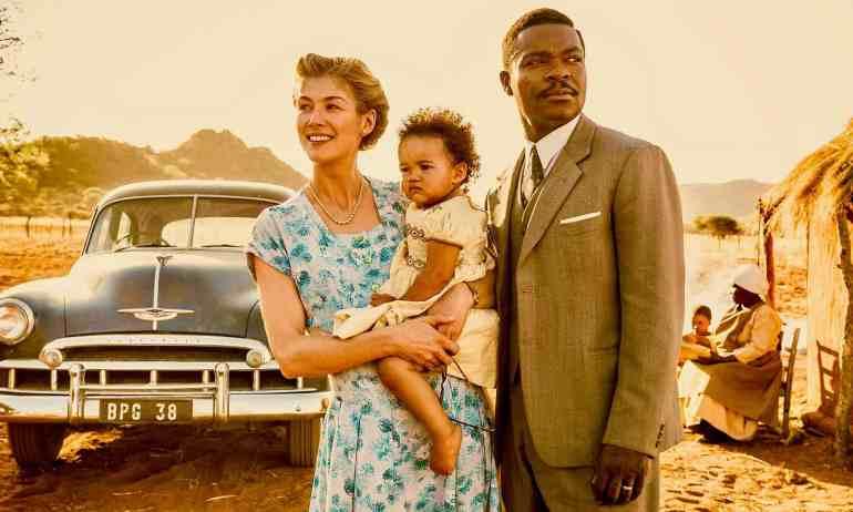 Bild aus dem Film A United Kingdom