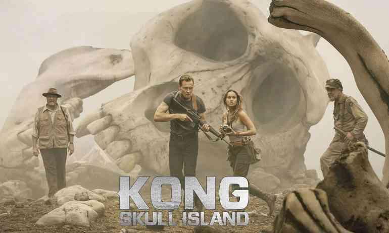 Filmposter Kong Skull Island