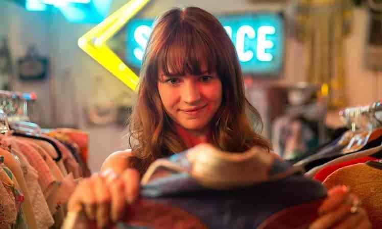 Bild aus der Netflix-Serie Girlboss