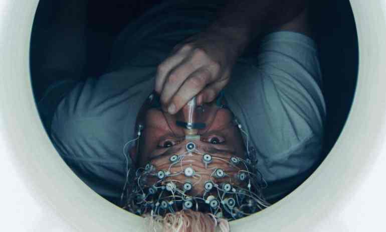 "Bild aus dem Film ""The Discovery"""