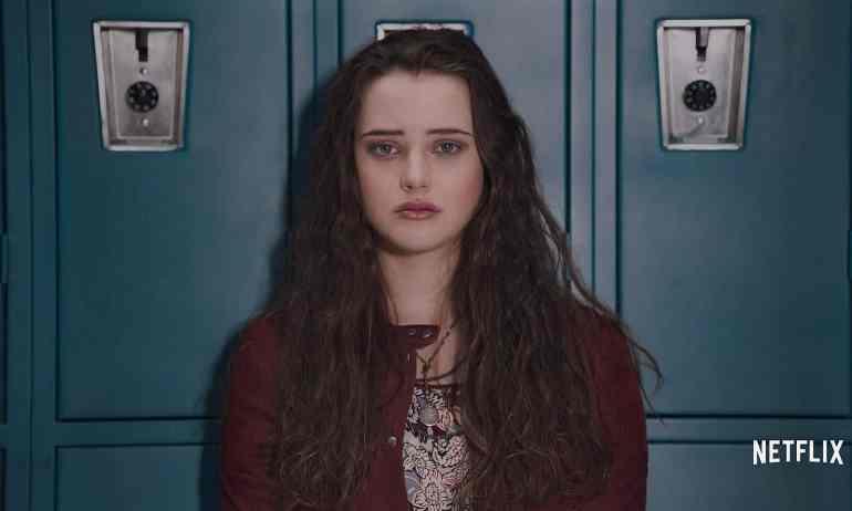 """Bild aus der Netflix-Serie """"Tote Mädchen lügen nicht"""""""