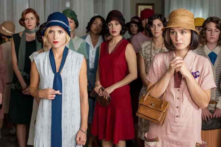 """Bild aus Netflix-Serie """"Die Telefonistinnen"""""""