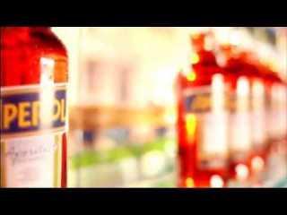 Screenshot aus Aperol Spritz Werbung