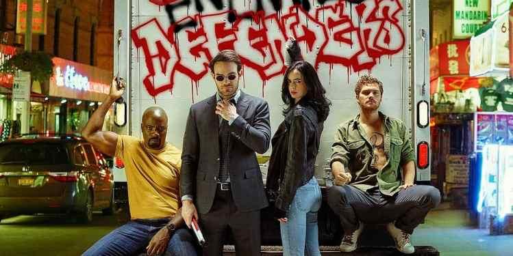 """Bild aus der Netflix-Serie """"Marvels The Defenders"""""""