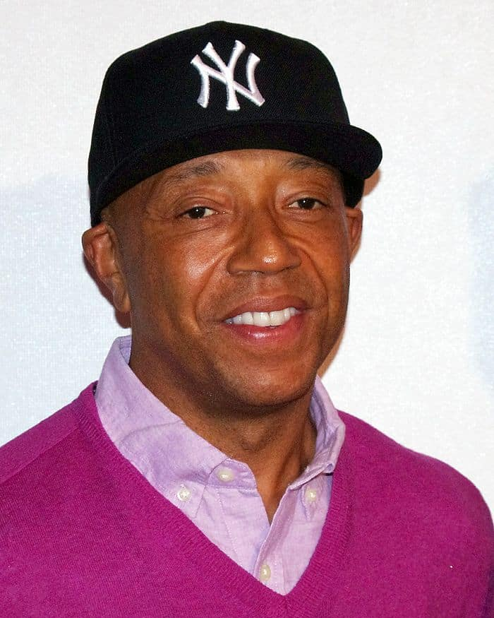 "<a href=""http://blog.shankbone.org"">David Shankbone</a>, <a href=""https://commons.wikimedia.org/wiki/File:Russell_Simmons_2012_Shankbone.JPG"">Russell Simmons 2012 Shankbone</a>, <a href=""https://creativecommons.org/licenses/by/3.0/legalcode"">CC BY 3.0</a>"