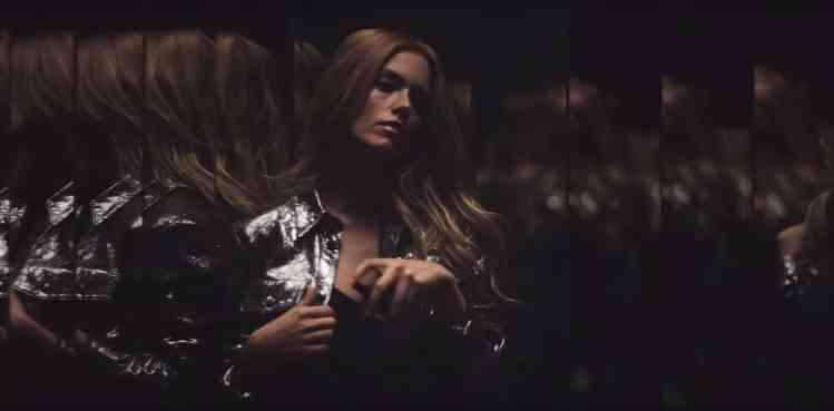 Screenshot aus Playboy Parfüm Werbung