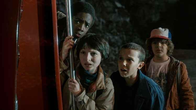 """Bild aus der Netflix-Serie """"Stranger Things"""""""