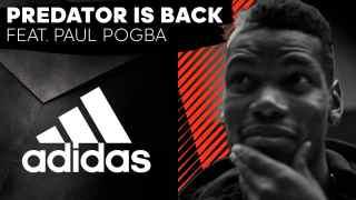 Screenshot aus Adidas Werbung