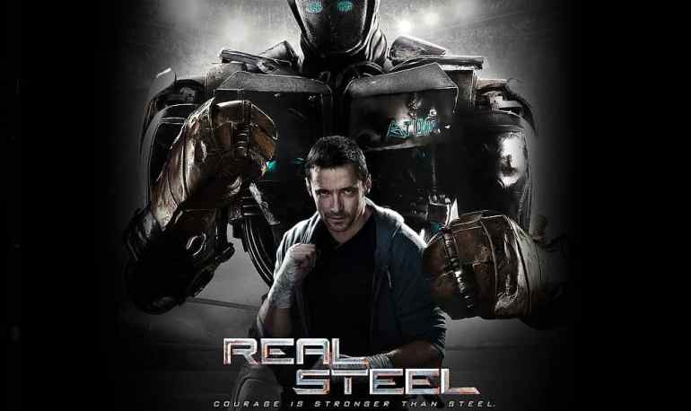 Filmposter Real Steel