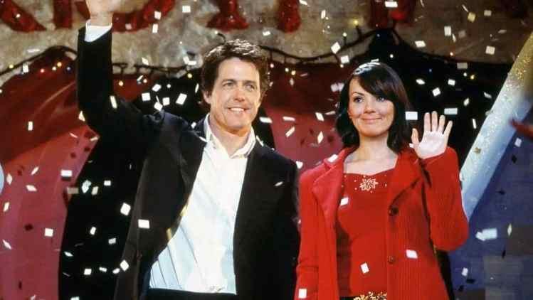 Bild aus dem Film Tatsächlich Liebe