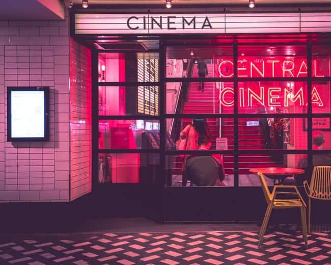 Symbolfoto Kino 80er Jahre