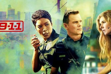 911 TV-Serie Poster Staffel 2