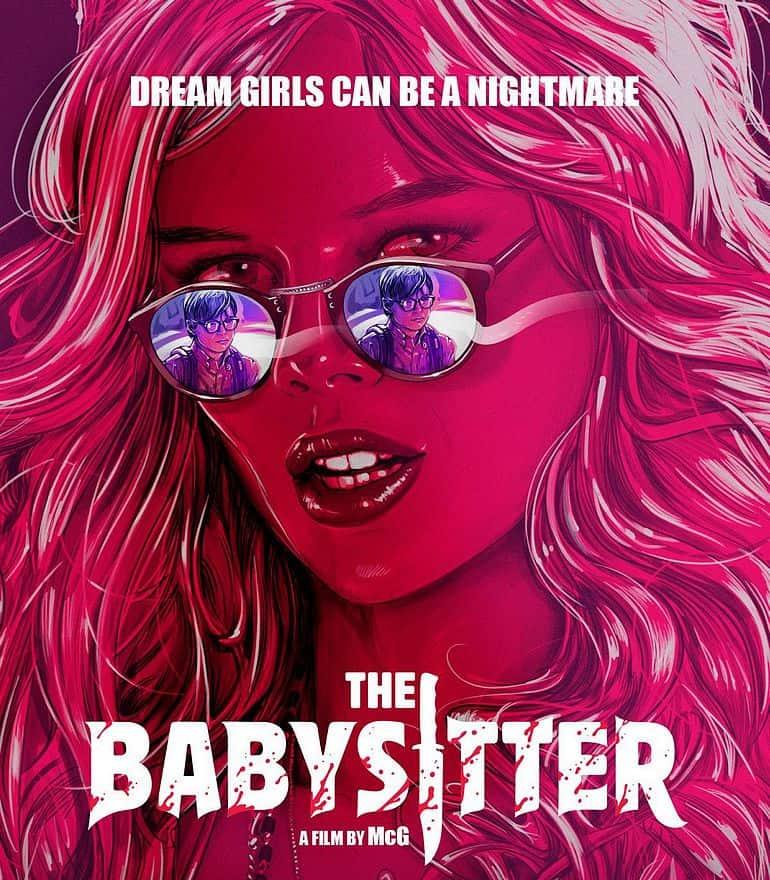 Filmposter: The Babysitter