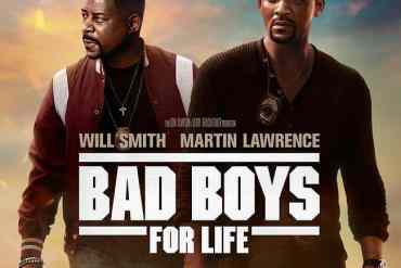 Bad Boys For Life Filmposter