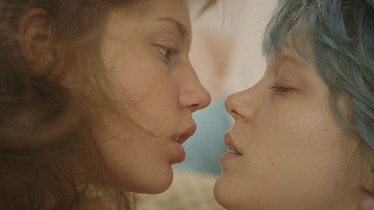 """Bild aus Film: """"Blau ist eine warme Farbe"""""""
