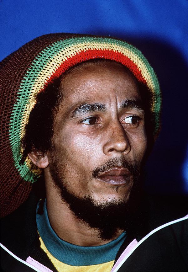Bob Marley Pressefoto