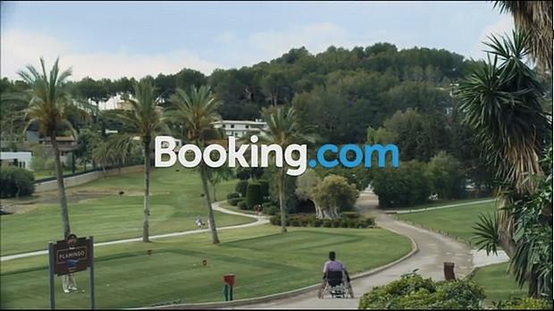 Booking.com Werbung