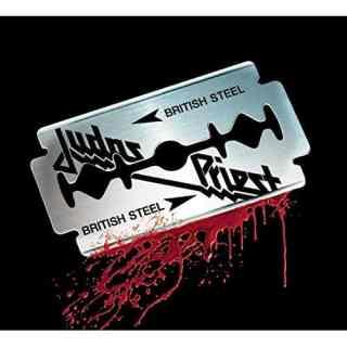 British Steel Albumcover
