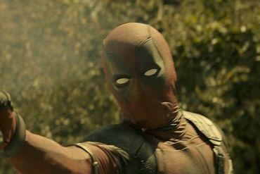 Screenshot aus Deadpool 2 Film