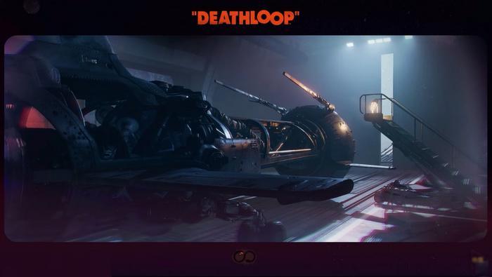 Deathloop Raumkapsel