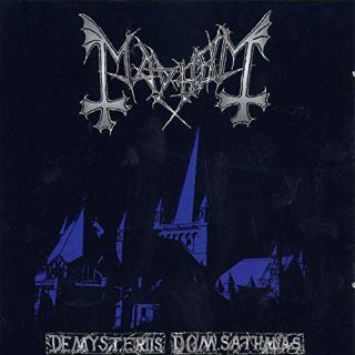 De Mysteriis Dom Sathanas Albumcover