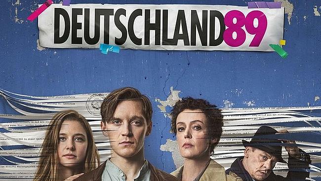 Deutschland 89 Poster