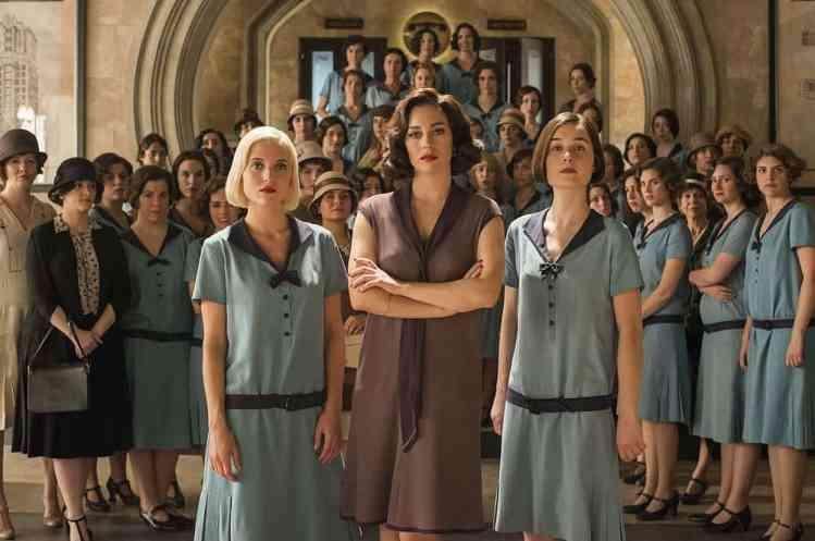 """Bild aus der Netflix-Serie """"Die Telefonistinnen"""""""