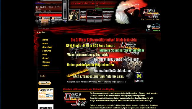 Digijay Webseite