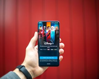 Disney Plus Smartphone