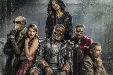 Doom Patrol Poster