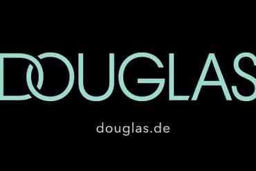 Screenshot aus Douglas Werbung