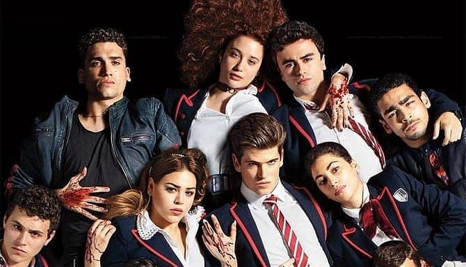 Elite Netflix-Poster