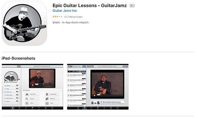 Epic Guitar Lessons