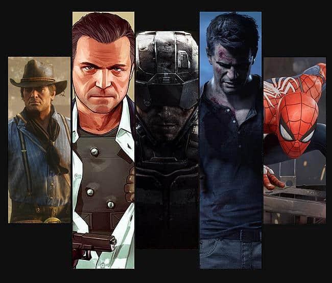 Die erfolgreichsten PS4 Spiele