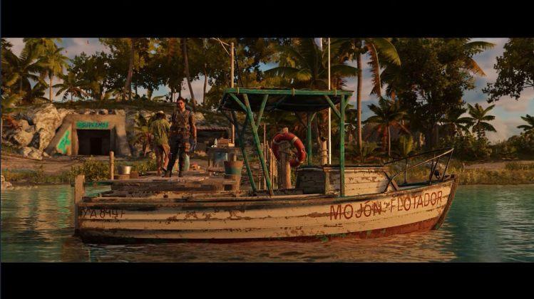 Far Cry 6 Boot