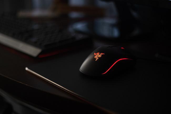 Gaming Maus Linkshänder