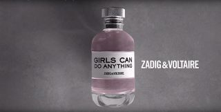 Screenshot aus Girls can do Anything Werbung