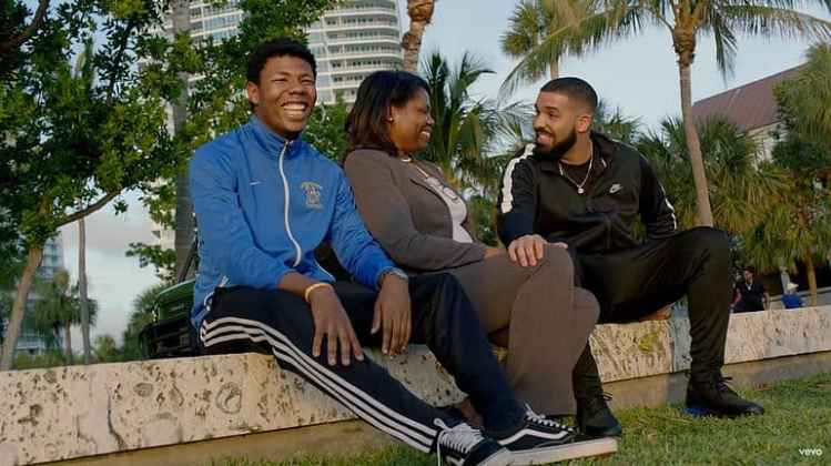 Bild aus Musikvideo Drake