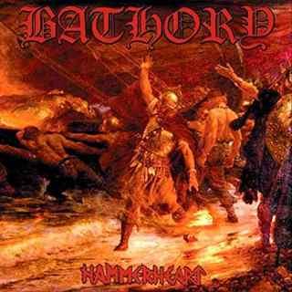 Hammerheart Albumcover