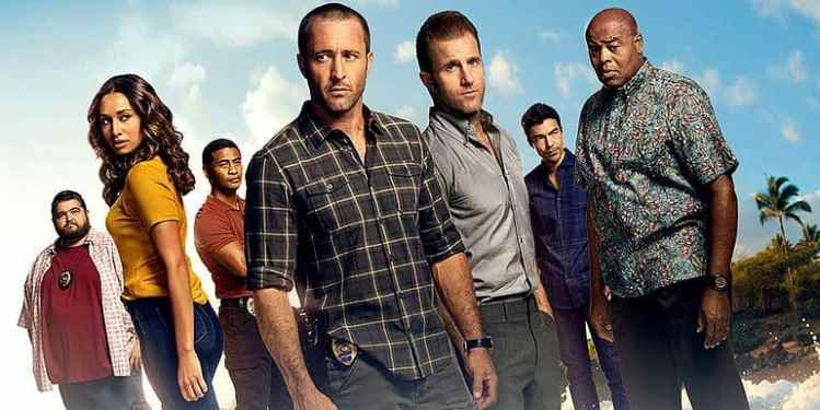Hawaii Five-0 Filmposter