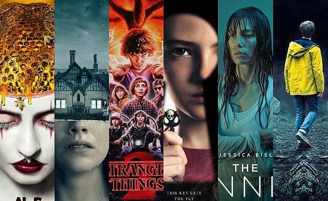 Horrorserien Netflix