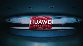 Screenshot aus der Huawei Werbung